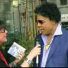 Vernon interviewed by LAURA COSTA